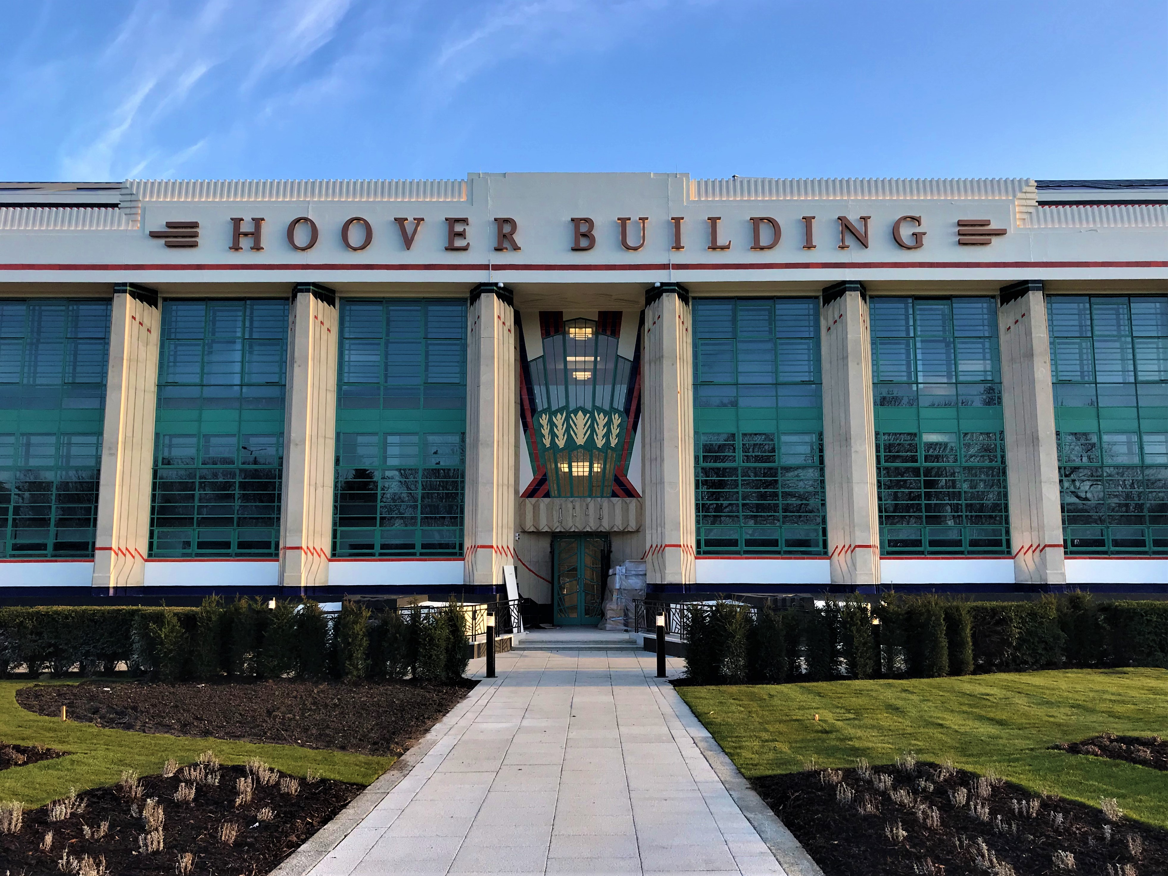 Hoover Building Structural Renovations
