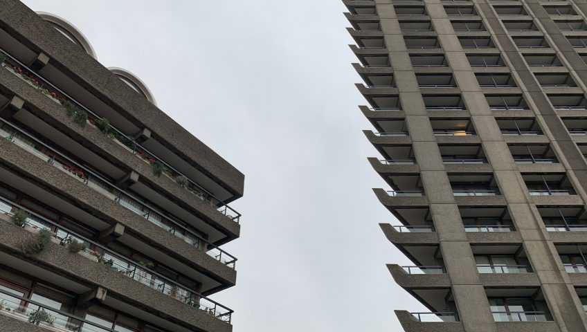 Barbican Concrete Repairs